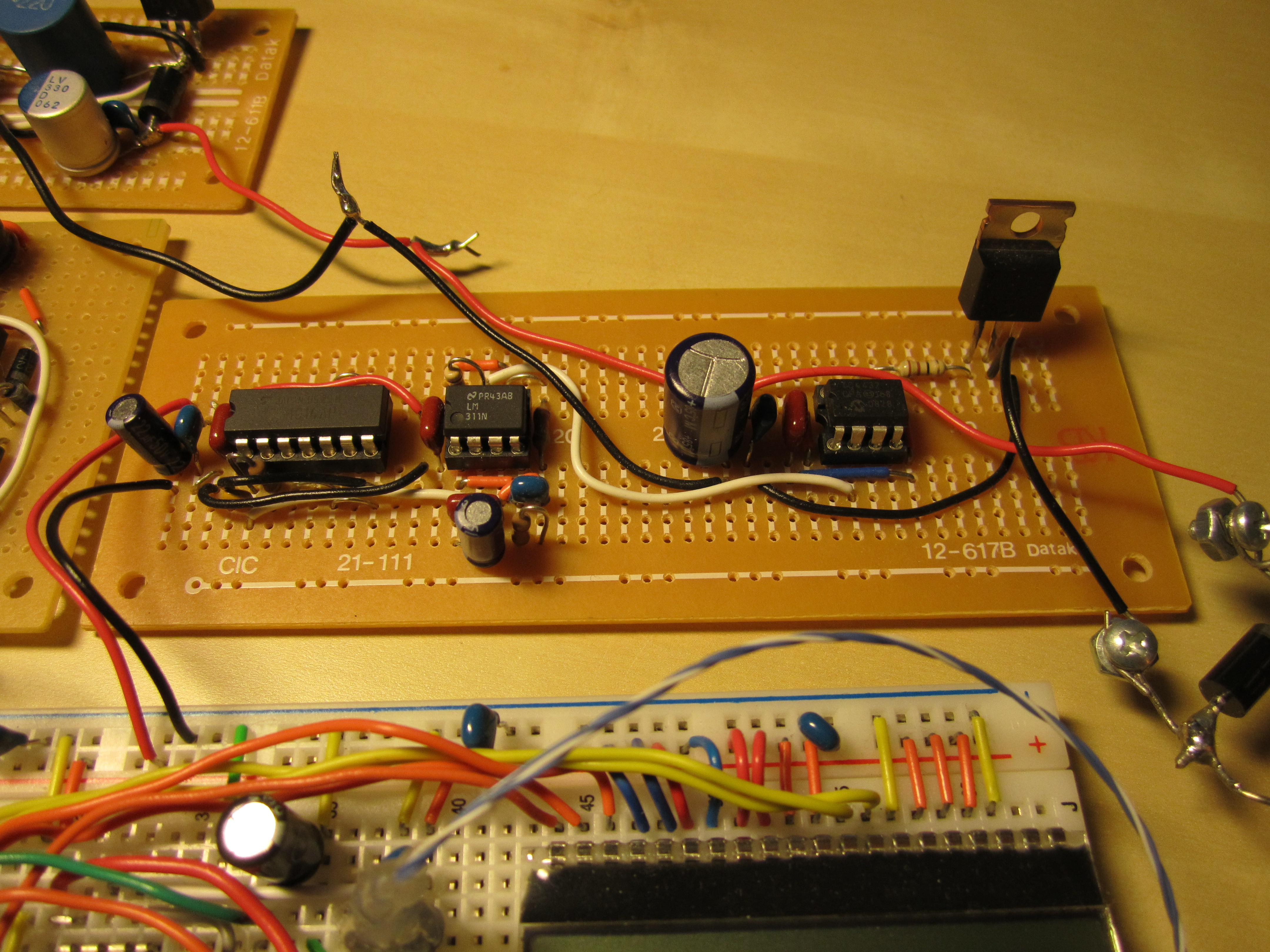 Vsergeevs Dev Site Levitating Digital Scale Solenoid Diagram Circuit Driving The Constant Current Driver Is Essentially A Pwm Driven Fet That Pulls One Terminal Of To Ground While Other Tied 12v